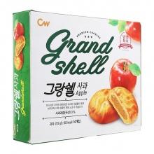 Bánh quy Grand Shell CW Hàn Quốc 273g/hộp