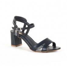 Sandal cao gót thời trang nữ Erosska EM009 ( màu đen)
