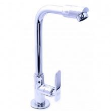 Vòi rửa chén lạnh Eurolife EL-T015 (Trắng bạc)