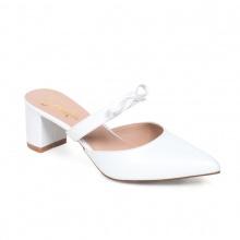 Giày cao gót thời trang nữ Erosska EH026- Màu trắng
