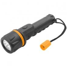 Đèn pin cán bọc nhựa 3 led Tolsen 60020