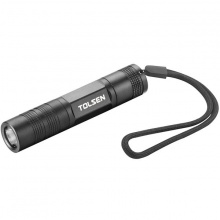 Đèn pin cán nhôm(công nghiệp) 1w Tolsen 60031