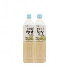 Nước gạo Chung's Food Hàn Quốc 1.5L/chai - Combo 2 chai