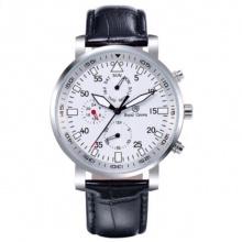 Đồng hồ nam chính hãng RoyalCrown 5603 dây da đen