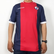 Áo thun nam không cổ Jartazi (short sleeve striped T-shirt) JM18-0007