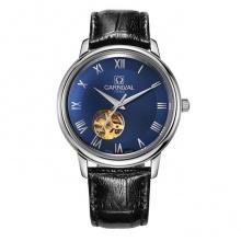 Đồng hồ nam dây da Carnival G50801.304.032