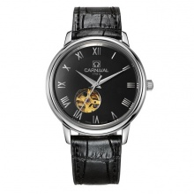 Đồng hồ nam dây da Carnival G50801.302.032