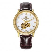 Đồng hồ nam dây da Carnival G50803.301.333