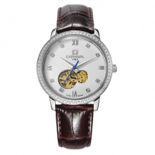 Đồng hồ nam dây da Carnival G50803.301.033