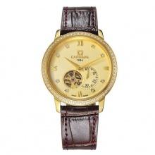 Đồng hồ nam dây da Carnival G50804.303.333