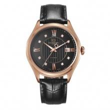 Đồng hồ nam dây da Carnival G67201.302.432