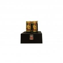 Cao hồng sâm 6 năm tuổi hàn quốc hộp gỗ đen gold bio 250g x2