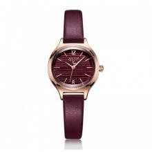 Đồng hồ nữ Julius Ja-1131 dây da nhiều màu
