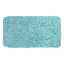 Thảm chùi chân Soft Polyester 40 x 60 cm - Xanh