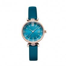 Đồng hồ nữ chính hãng Shengke Korea K8067L-01 Xanh