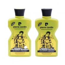Combo Sữa Tắm Nước Hoa 380g Và Dầu Gội Nước Hoa Playboy Pierre Cardin 380g