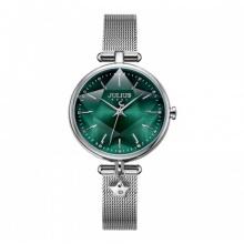Đồng hồ nữ JA-1145 Julius Hàn Quốc dây thép (5 màu)