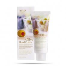 Kem dưỡng da tay Olive 3W - Clinic Olive Hand Cream
