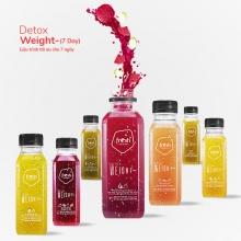 Beauty Drink Detox Weight loss: Giảm cân, thanh lọc, đẹp da