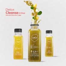 Beauty Drink Detox Cleanse 3: Thanh lọc, tươi trẻ tức thì