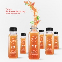 FIT Formula 30: Săn chắc, hút mắt