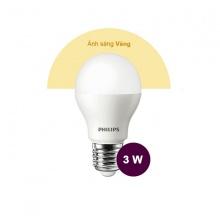 Bóng đèn LED Philips ESS LEDBulb 3W 3000K E27 230V P45 - Ánh sáng vàng