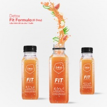 FIT Formula 6: Thon chắc, hút mắt