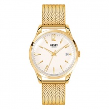 Đồng hồ Henry London HL39-M-0008 ( vàng) thương hiệu nổi tiếng Anh Quốc