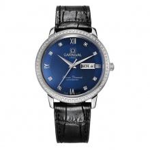 Đồng hồ nam dây da Carnival G50805.304.032