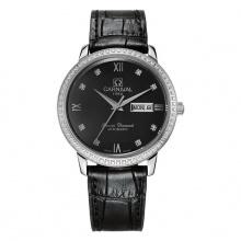 Đồng hồ nam dây da Carnival G50805.302.032