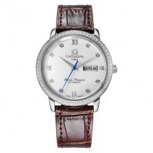 Đồng hồ nam dây da Carnival G50805.301.033