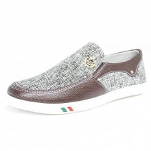 Rozalo RM5516-Giày vải nam thời trang