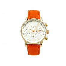 Đồng hồ nữ Julius Hàn Quốc JA-862B JU1066 dây da ( cam)