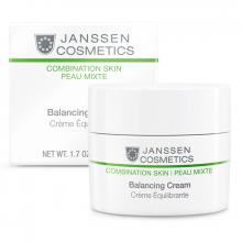 Kem dưỡng giúp kiểm soát da hỗn hợp - Janssen Cosmetics Balancing Cream 50ml
