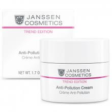 Kem bảo vệ da khỏi tác động môi trường - Janssen Cosmetics Anti Pollution Cream 50ml