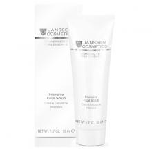 Tẩy tế bào chết - Janssen Cosmetics Intensive Face Scrub 50ml