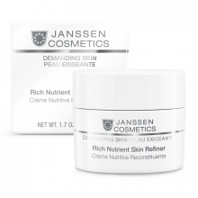 Kem làm săn chắc da ban ngày - Janssen Cosmetics Rich Nutrient Skin Refiner 50ml