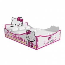 Giường Hello kitty (1m6)