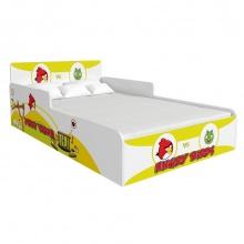 Giường trẻ em Angrybird (1m6)