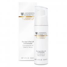 Kem trẻ hóa và săn chắc da chuyên sâu - Janssen Cosmetics De-Age & Re- Lift Concentrate 30ml