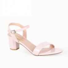 Sandal cao gót thời trang nữ Erosska EM007 - màu hồng nhạt
