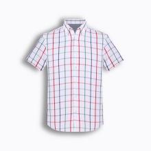 Áo sơ mi nam tay ngắn họa tiết The Shirts Studio Hàn Quốc TD45F6135RE