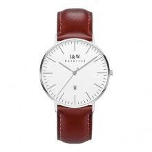 Đồng hồ nam dây da Carnival IW002.111.03