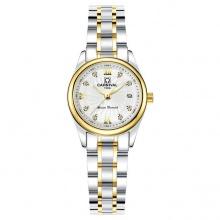 Đồng hồ nữ dây thép Carnival L18301.201.616