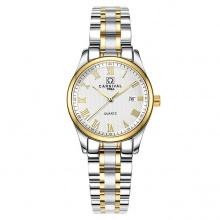 Đồng hồ nữ dây thép Carnival L18303.201.616