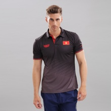 Áo thun nam tay ngắn có cổ (SGH black coach Polo shirt) SGH28