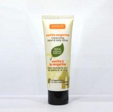 Sữa dưỡng thể vani quýt Scentuals - Vanilla Tangerine hand& body lotion 125ml