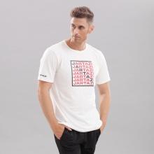 Áo thun nam không cổ Jartazi (Round neck T-shirt background) JM19-0017W