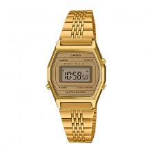 Đồng hồ Casio nữ dây thép LA690WGA-9DF