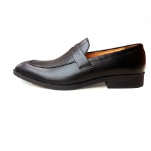 Giày da nam dáng ITALY da bò thật chính hãng GCS24 Geleli